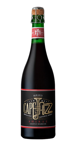 Solms Astor - Cape Jazz Shiraz NV