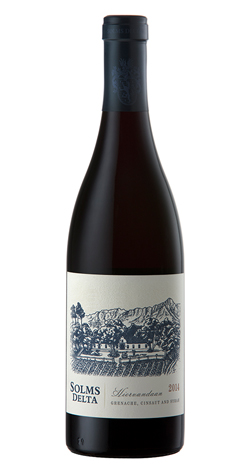 Solms-Delta - Hiervandaan, Western Cape - 2014 (750ml) :: Cape Ardor - South African Wine Specialists