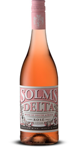 Solms-Delta - Rose, Western Cape - 2016 (750ml) :: South African Wine Specialists
