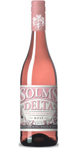 Solms-Delta - Rose, Western Cape - 2015 (750ml) :: South African Wine Specialists