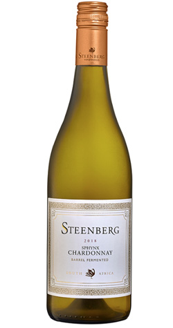 Steenberg - 'Sphynx' Chardonnay, Western Cape - 2018 (750ml)  :: South African Wine Specialists MAIN