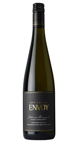 Spy Valley - 'ENVOY' Pinot Gris, Marlborough NZ - 2017 (750ml) :: Cape Ardor - New Zealand Wine Specialists MAIN