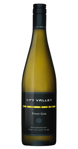 "Spy Valley - ""Handpicked Single Estate"" Pinot Gris, Marlborough NZ - 2018 (750ml) :: New Zealand Wine Specialists MAIN"