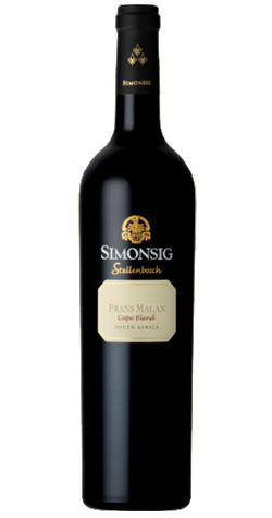 Simonsig - Frans Malan Reserve Cape Blend, Stellenbosch - 2015 (750ml) :: Cape Ardor - South African Wine Specialists MAIN