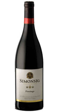 Simonsig - Pinotage, Stellenbosch - 2014 (750ml) :: Cape Ardor - South African Wine Specialists