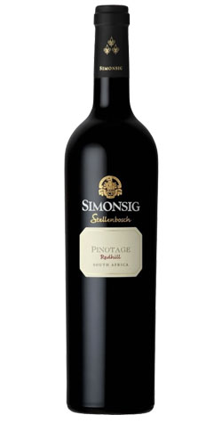 Simonsig - Redhill Pinotage 2016, Stellenbosch (750ml) :: Cape Ardor - South African & New Zealand  Wine Specialists MAIN