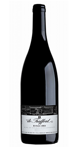"De Trafford - Syrah ""393"", Stellenbosch - 2014 (750ml) :: Cape Ardor - South African Wine Specialists_MAIN"