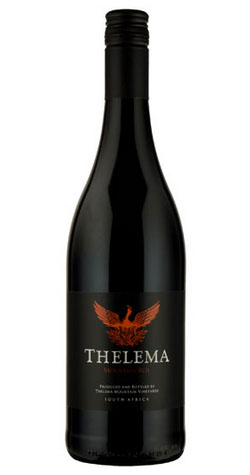 Thelema - Mountain Red, Stellenbosch - 2014  :: Cape Ardor - South African Wine Specialists