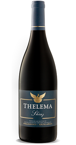 Thelema - Shiraz, Stellenbosch - 2015 (750ml) :: Cape Ardor - South African Wine Specialists MAIN