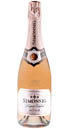 Simonsig - Kaapse Vonkel Brut Rose 2015, Stellenbosch :: Cape Ardor - South African Wine Specialists