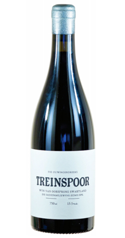 "Sadie Family - 'Treinspoor"" Tinta Barroca, Swartland - 2015 (750ml) :: South African Wine Specialists"