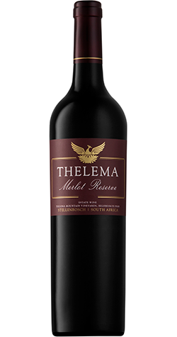 Thelema - Merlot Reserve, Stellenbosch - 2014 (750ml)  :: Cape Ardor - South African Wine Specialists MAIN