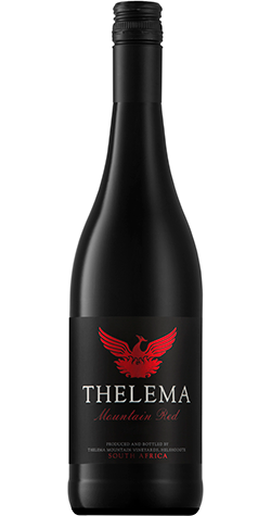 Thelema - Mountain Red, Stellenbosch - 2015  :: Cape Ardor - South African Wine Specialists