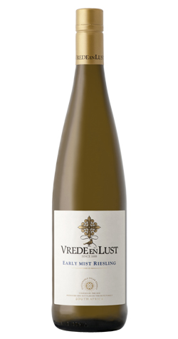 Vrede en Lust - 'Early Mist' Reisling, Elgin - 2017 :: South African Wine Specialists MAIN