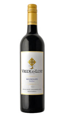 Vrede en Lust - Mocholate Malbec, Paarl - 2015 (750ml) :: South African Wine Specialists