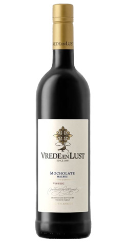 Vrede en Lust - Mocholate Malbec, Paarl - 2017 (750ml) :: South African Wine Specialists LARGE