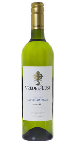 Vrede en Lust - Sauvignon Blanc, Casey's Ridge, Elgin - 2015 (750ml) :: South African Wine Specialists