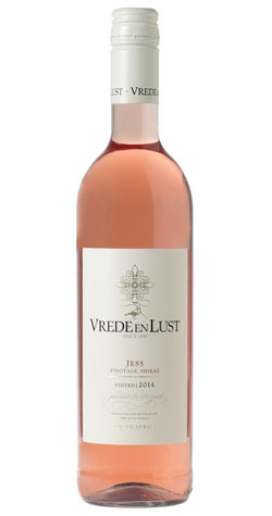 Vrede en Lust - Jess Rose, Simonsberg-Paarl - 2016 (750ml) :: South African Wine Specialists