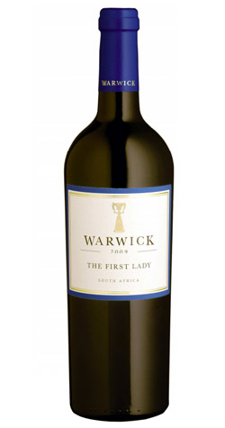 Warwick - 'First Lady' Cabernet Sauvignon, Stellenbosch - 2015 (750ml) :: South African Wine Specialists