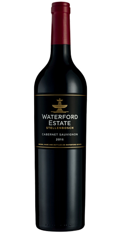 Waterford Estate - Cabernet Sauvignon, Stellenbosch - 2016 (750ml) :: South African Wine Specialists LARGE