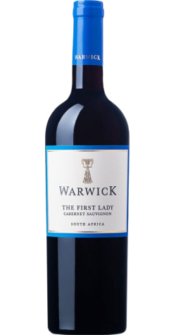 Warwick - 'First Lady' Cabernet Sauvignon, Stellenbosch - 2017 (750ml) :: South African Wine Specialists MAIN