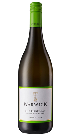 Warwick First Lady' Sauvignon Blanc, Stellenbosch - 2018 (750ml) :: Cape Ardor - South African Wine Specialists MAIN