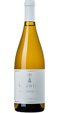 Warwick - 'White Lady' Chardonnay, Stellenbosch - 2017 :: South African Wine Specialists MAIN
