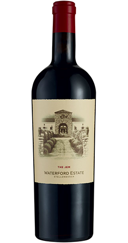 Waterford Estate - The Jem, Stellenbosch - 2012 (750ml) :: South African Wine Specialists