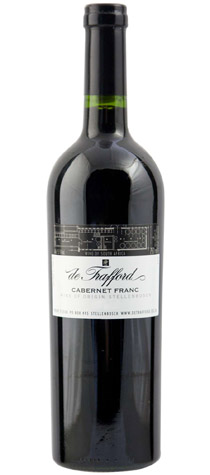 De Trafford - Cabernet Franc 2013 :: Cape Ardor - South African Wine Specialists_LARGE