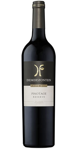 Diemersfontein - Reserve Pinotage, Wellington - 2016 (750ml) :: Cape Ardor - South African Wine Specialists MAIN