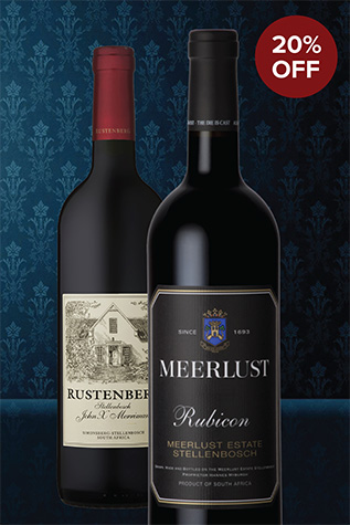 Wine Gifts - Vintner's Collection - Double Bottle Red