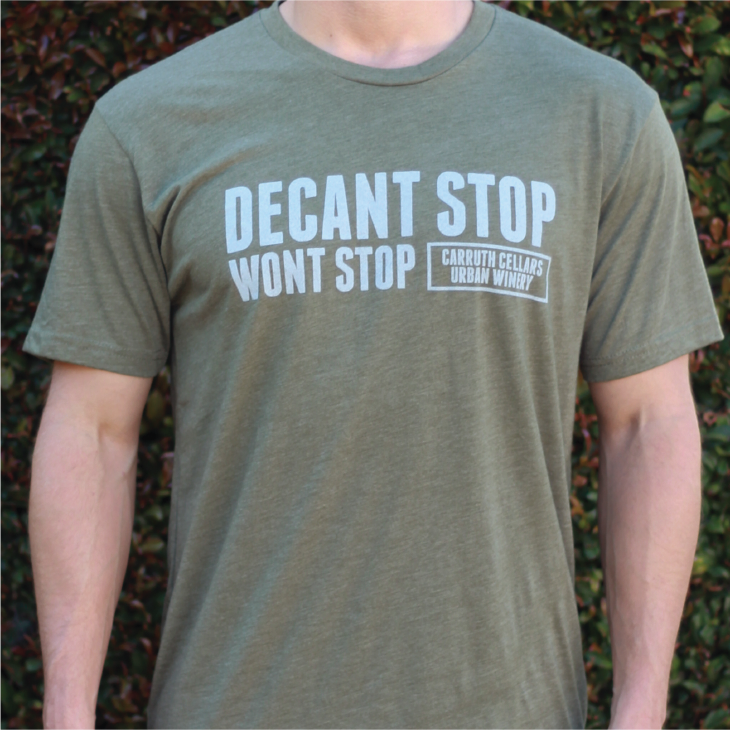 Decant Stop LARGE
