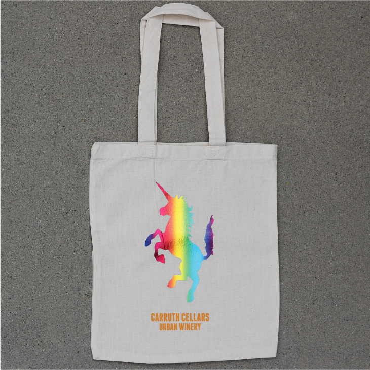 Unicorn Tote Bags LARGE