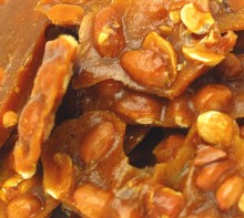 Peanut Brittle LARGE