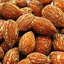 Hickory Smoke Almonds THUMBNAIL