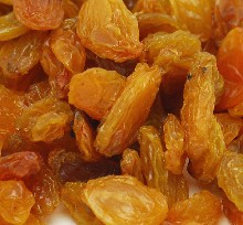 Jumbo Golden Raisins MAIN