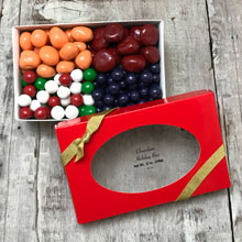 Chocolate Holiday Box 12 oz