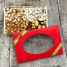 Gourmet Nuts Holiday Box 12 oz
