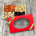 Fruit and Nuts Holiday Box 12 oz