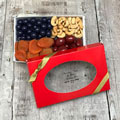 Chocolate, Fruit and Nuts Holiday Box 12 oz