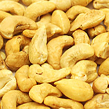 Raw Cashews (320)