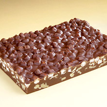 Rocky Road Fudge 16 oz