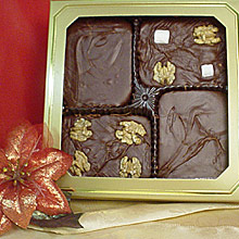 Assorted Fudge Box 48 oz