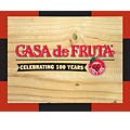 Greeting Card - Casa de Fruta