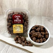 Chocolate Banana Chips 11 oz LARGE