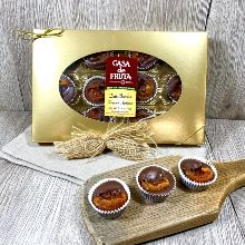 Dark Chocolate Dipped Apricots 6 oz LARGE