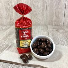 Dark Chocolate covered Almonds - Sugar Free 8 oz LARGE