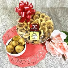 Fancy Sierra Figs Basket 14 oz LARGE