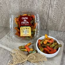 Chili Lemon Gummi Worms Tub 10 oz. THUMBNAIL