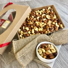Premium Roasted & Salted Mixed Nuts 26 oz LARGE